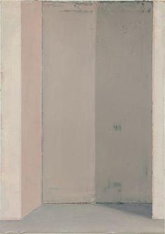 aroseisaroseisarose:  Pius Fox Eingang, 2013Oil on paper, 24 × 17cm