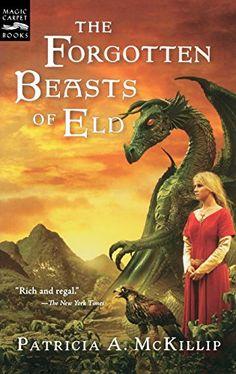 The Forgotten Beasts of Eld (Magic Carpet Books) by Patricia A. McKillip http://smile.amazon.com/dp/0152055363/ref=cm_sw_r_pi_dp_YKqzwb0MZH541