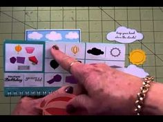 """▶ """"KEEP YOUR HEAD ABOVE THE CLOUDS!"""" CARD - YouTube"""