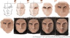 Male by echoppedartisanat on DeviantArt Tutorials, Paintings, Deviantart, Portrait, Drawings, Photography, Handicraft, Photograph, Paint