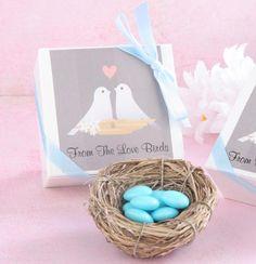 Love Nest Favor Boxes