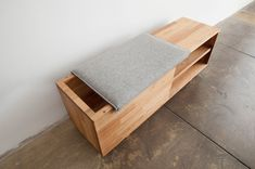 Storage Bench from MASHstudios LAXseries Line