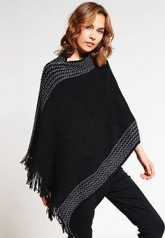 Luxe Armani Jeans Cape - nero noir: 170,00 € chez Zalando (au 01/12/16). Livraison et retours gratuits et service client gratuit au 0800 915 207.