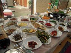 Korean cuisine!