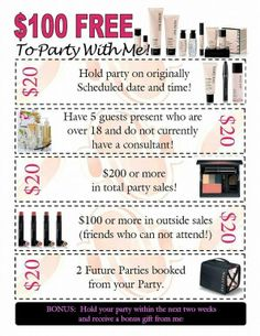 get up to $100 FREE  Mary Kay products #MaryKay #FreeProduct