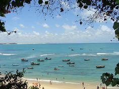 Praia da Pipa - RN   by Marcus V. de Araújo