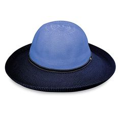 6f42c5f7c11e07 Wallaroo Hat Company Women's Victoria Two-Toned Sun Hat - UPF 50 - Packable  Review