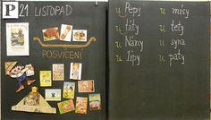 13. týden Calendar, Holiday Decor, Home Decor, Dyslexia, Decoration Home, Room Decor, Interior Decorating