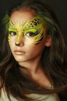 Bekijk de foto van MS93 met als titel Masker, panter / kat en andere inspirerende plaatjes op Welke.nl.