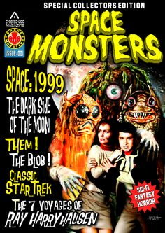 SPACE MONSTERS MAGAZINE