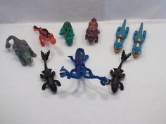 Large lot of DREAMWORKS how to train your dragon toys figures A MISSING WINGS $19.99