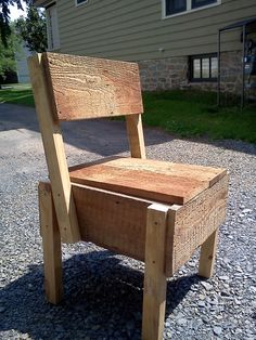 woodworking pallets reclaim cape cod chair made reclaimed beams