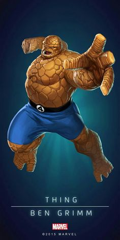 Thing Ben Grimm