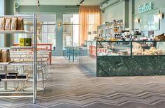 Locations & Spaces | Finefood Stockholm By Note Design Studio - http://www.decority.com/interior-design-ideas/locations-spaces-finefood-stockholm-by-note-design-studio/
