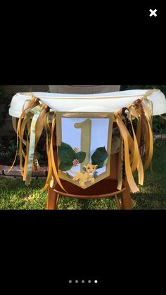 Lion king etsy banner