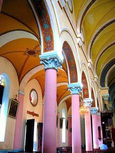 St. Joseph's Cathedral, Stonetown, Zanzibar, Tanzania