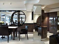 Interiors by Blainey North  Associates