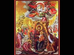 A Georgian Orthodox hymn to the Theotokos (Mary, the Mother of God). The recording is by the Georgian Harmony Choir, conducted by Nana Peradze, on their albu...