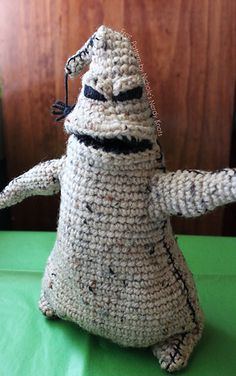 Totally awesome Oogie Boogie!! :) by Nichole's Nerdy Knots