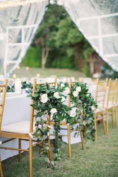 Island Intimacy | Koh Samui, Thailand | Lush | Green | Garden Wedding | Unique | Peach | http://brideandbreakfast.hk/2016/09/12/island-intimacy/