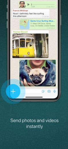 WhatsApp Messenger on the App Store Iphone 3, Free Iphone, App Whatsapp, Whatsapp Message, Ipad, Facebook Logo Vector, Ipod Touch, Internet 4g, Kitchen
