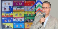 El periodista Luis Jose Chavez, ejecutivo de la Asociación Dominicana de Prensa Turística (ADOMPRETUR) durante una de sus intervenciones.