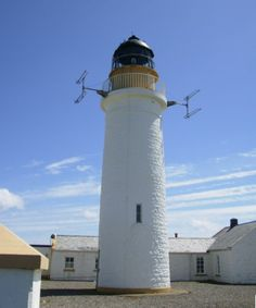 Langness Light, Derbyhaven, Isle of Man