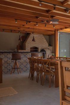 Patio Gazebo, Backyard Patio Designs, Architect Design House, House Design, Home Inside Design, Outdoor Kitchen Patio, Model House Plan, Luxury Dining Room, Dream House Exterior