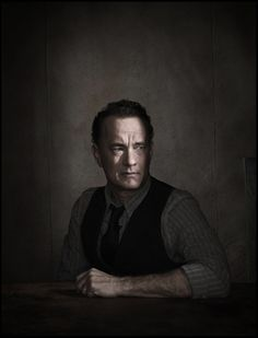 Tom Hanks | by Dan Winters