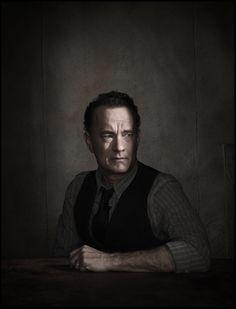 Tom Hanks | by Dan Winters