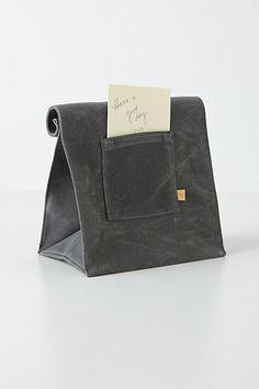 Marlowe Lunch Bag #anthropologie