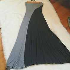Gorgeous long dress Mossimo brand seriously bought this at target. It's so beautiful and fun at the same time and looks awesome on.  It is brand new never worn No Tags super soft and comfy.  Make an offer. It's already priced low. Mossimo Supply Co. Dresses Maxi