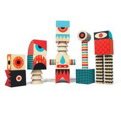 Set de bloques para apilar y crear | 32 regalos para niños tan increíblemente divertidos que incluso querrán los adultos