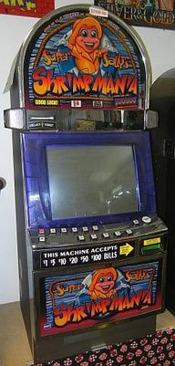 IGT Slot Games :: IGT I Plus - Super Sally's Shrimp Mania - Video Slot Machine image by WorldSlotSales - Photobucket