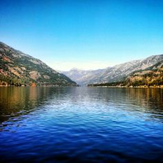 Lake Chelan is a great place for an adult get away. You can tour wineries and choose from a variety of organic foods. If you want to exercise you can rent a variety of water equipment such as paddle boards, kayaks, boats and jet skis