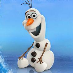 olaf snowman - Google Search