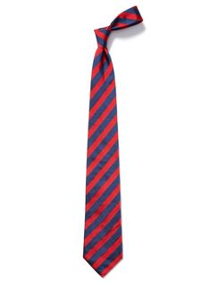 PAUL SMITH  Bright Bold-Striped Tie