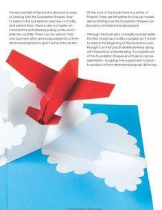 Libros Pop-Up Books Cards: Como hacer