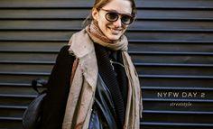 os Achados | Moda | NYFW Day 2 | Streestyle