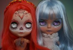 fire and ice by I.G. (Sirenita), via Flickr