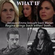 I would really love this... I miss Neal. Buuut, I can't really see her bringing him back. (I can see him coming back, but not by Regina. It'll make things more difficult for Emma, sure, but it's kinda like giving her an extra cookie. TWO good looking guys vying for her love.) But, bringing back Milah... that's EXACTLY what Emma just did to her with Marian. THAT would work.