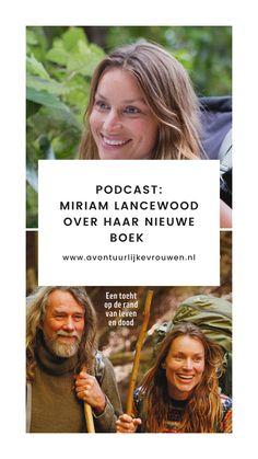 Nieuwe podcast met Miriam Lancewood, deze aflevering over haar nieuwe boek 'Liefde in de wildernis'. Veel luisterplezier! #avontuurlijkevrouwen #podcast #miriamlancewood New Zealand, Dutch, Adventure, World, Blog, Travel, Outdoor, Outdoors, Viajes