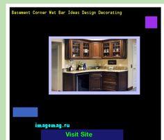 Basement Corner Wet Bar Ideas Design Decorating 134016 - The Best Image Search