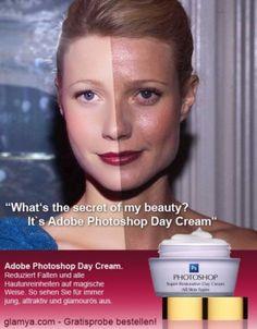 I needa get me some of that photoshop cream...