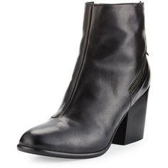 Alberto Fermani Viva Leather Bootie