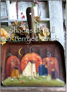 Shades of Fall  by Terrye French E-Pattern di PaintingWithFriends