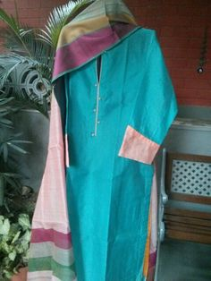 What a blue! Get your duppattas and we design a Kurta for you! Only at Chanderi Tiramisu.. www.facebook.com/chanderitiramisu