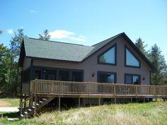 House vacation rental in Rhinelander from VRBO.com! #vacation #rental #travel #vrbo $1200