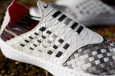 """this might be the only """"year of the snake"""" sneak i might wear. Nike Solarsoft Rache Woven Year of the Snake"""