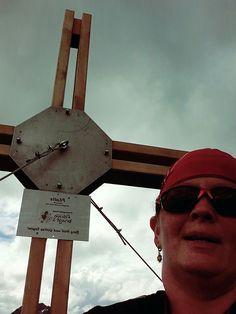 Neues Gipfelkreuz Berg, Crosses